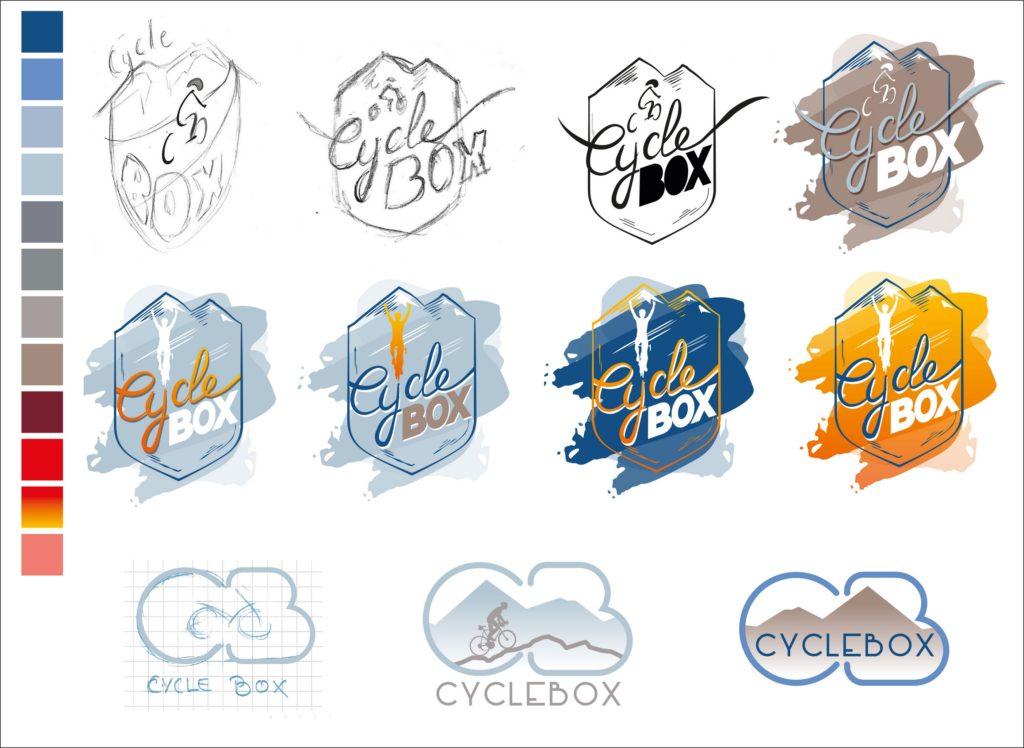 création de logo par nos graphistes