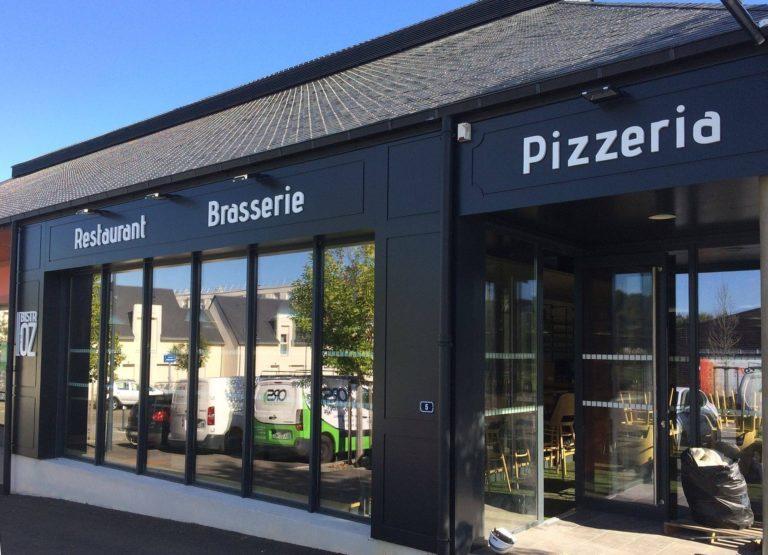Enseignes Brasserie Pizzeria